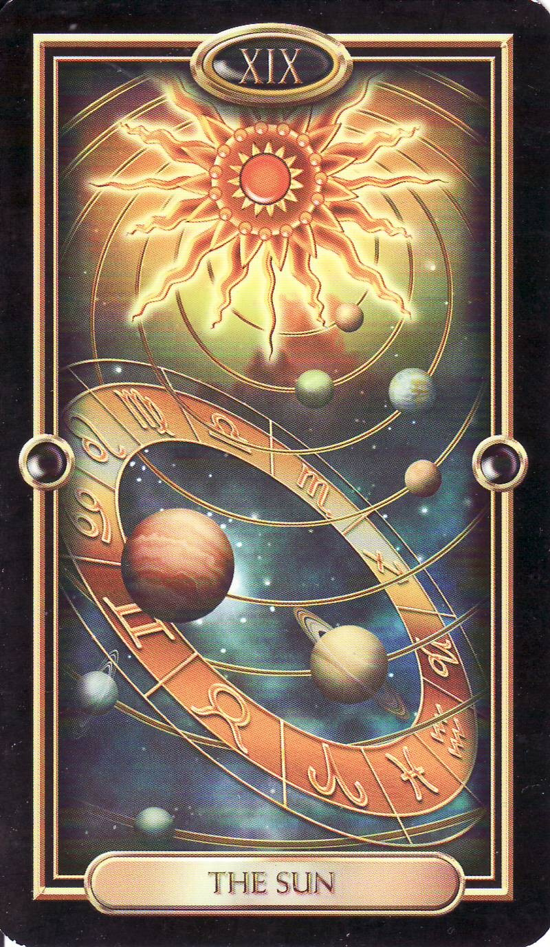 Tarot Decoder Interpret The Symbols Of The Tarot And: Today's Tarot: Radiating Your Personal Best