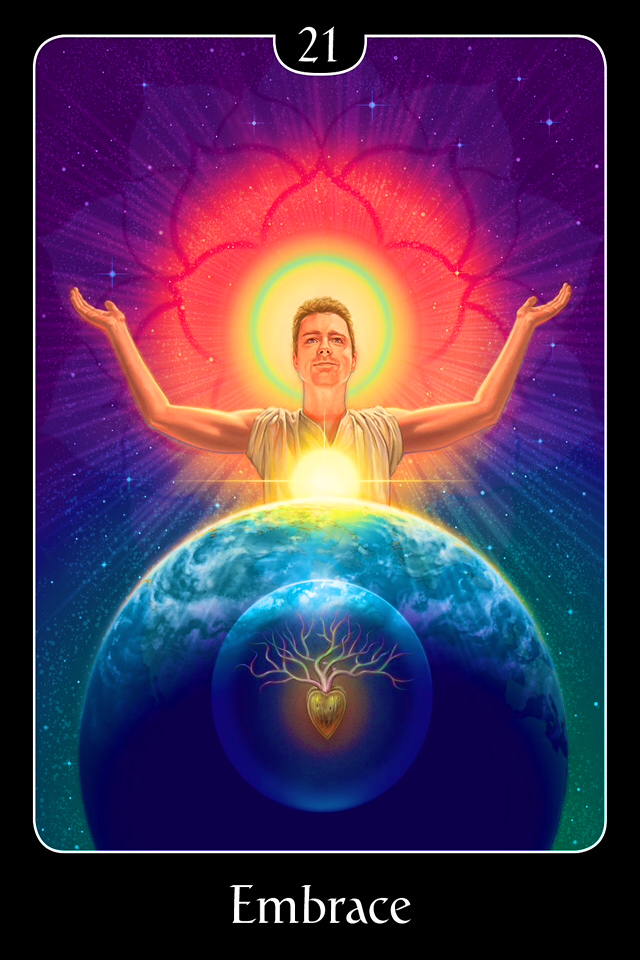 Today's Tarot: Embracing Your World